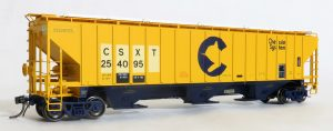 CSX (exChessie)