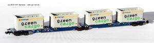 """DB AG """"Green Cargo"""""""