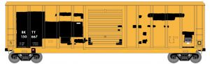 Union Pacific (exGB&W)