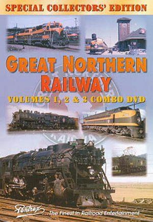 Great Northern Railway Combo
