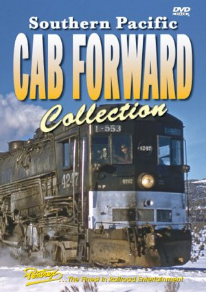 Southern Pacific Cab Forward Collection