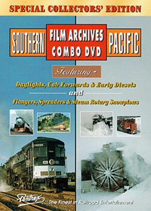 Southern Pacific Film archives Combo