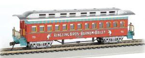 Ringling Bros. Circus Cars