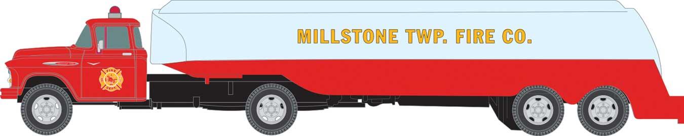 Millstone Twonship Fire Dept.
