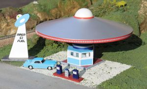Area 51 Fuel Gas Station