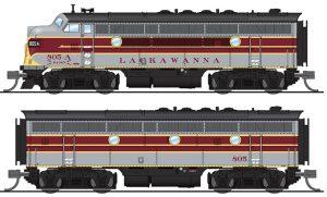 Delaware Lackawanna & Western