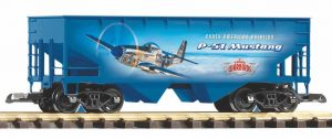 P-51 Mustang Warbird