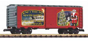 Weihnachtswagen 2020