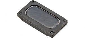 Lautsprecher rechteckig 29x65x14mm