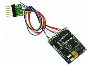 LokPilot 5 6-pin NEM 651