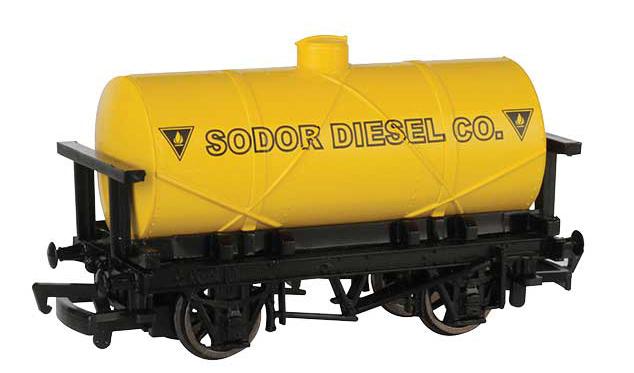 Sodor Diesel Co.