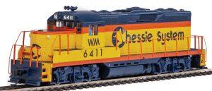 Chessie System / WM
