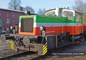 Delmenhorst-Harpstedter Eisenbahn (DHE)