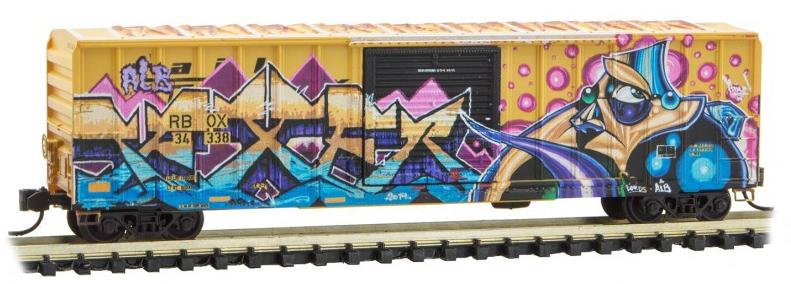 Year of Railbox Series #2
