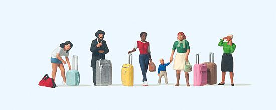 Reisende USA