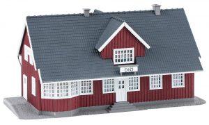 Schwedischer Bahnhof