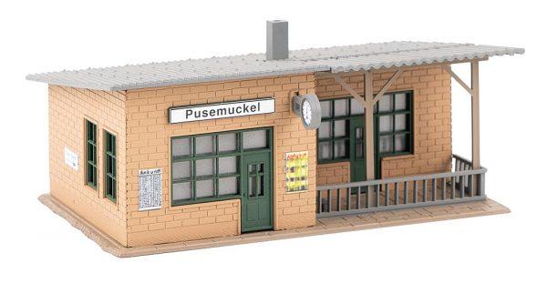 """Haltepunkt """"Pusemuckel"""""""