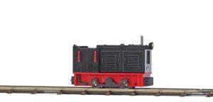 Diesellok LKM Ns2 f