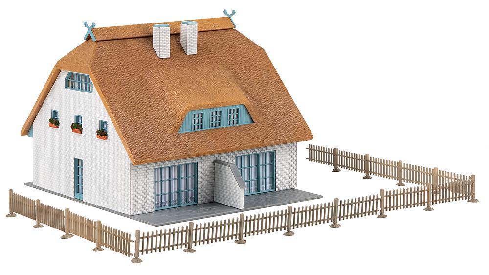 Reetdachhaus
