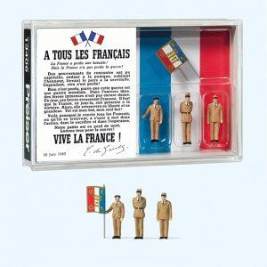 80.Jahrestag Charles de Gaulles Appell vom 18.Juni 1940