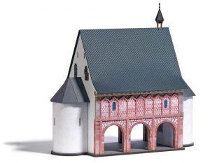 Koenigshalle Kloster Lorsch