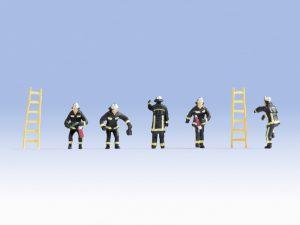 Feuerwehr Frankreich