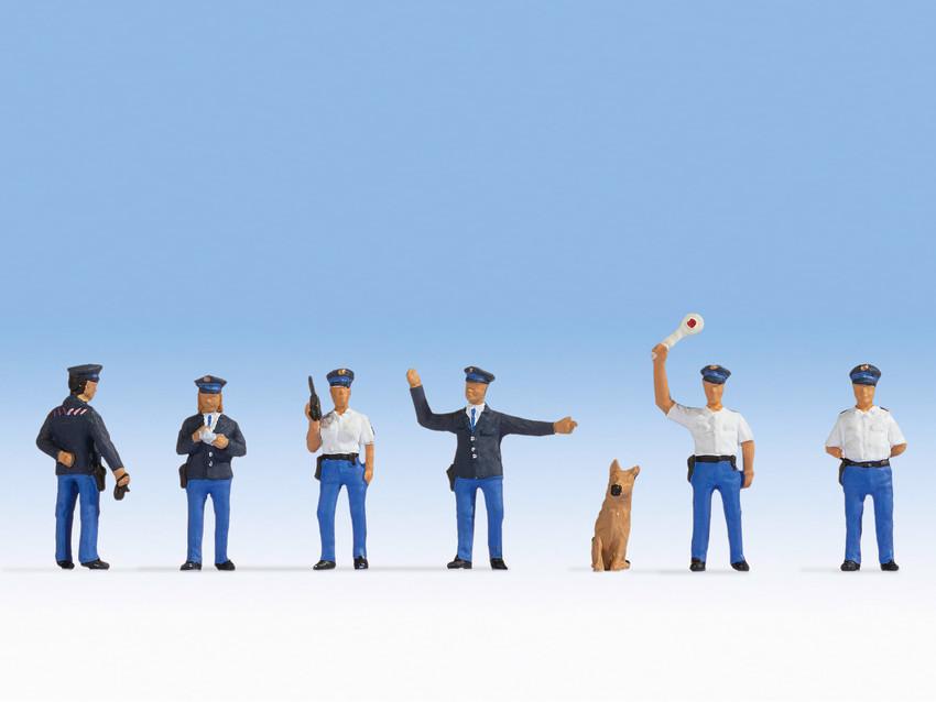 Polizisten Niederlande