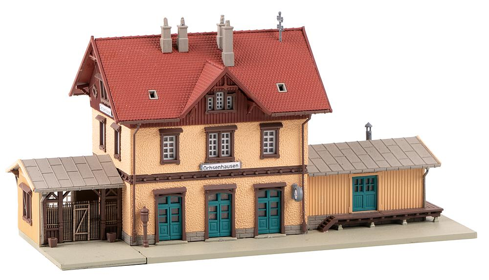 "Bahnhof ""Ochsenhausen"""