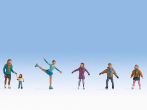 Schlittschuhlaufen