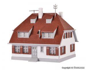 Einfamilienhaus Bergwald