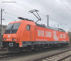 Hamburg Rail Service