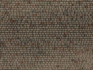3D-Strukturfolie Mauerwerk Quader