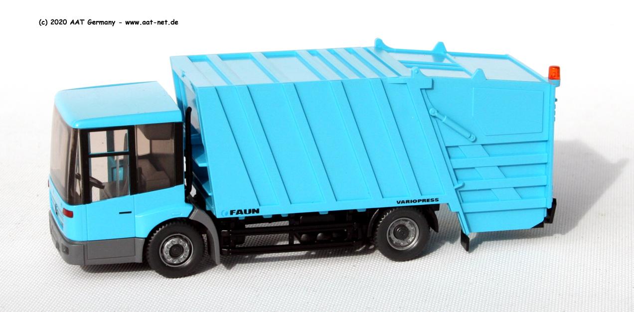 MB Econic Pressmuellwagen