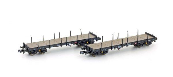 Rungenwagen-Set 2-tlg. - DB AG