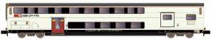 IC 2020 DoSto-Wagen 1.Kl./Gepaeck - SBB