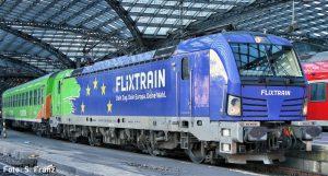 """BR 193 - Flixtrain """"Dein Europa"""""""