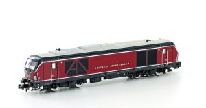 BR 247 Vectron - DB AG Retro-Designstudie