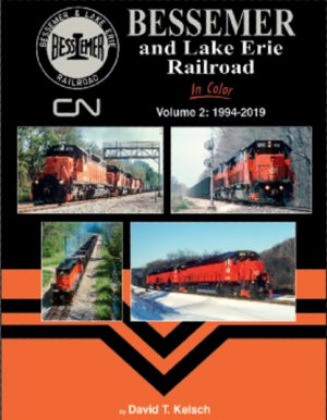 Bessemer & Lake Erie Railroad, Vol. 2