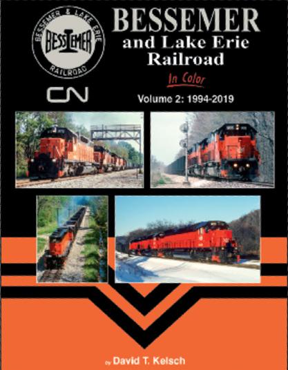 Bessemer & Lake Erie Railroad, Vol. 2