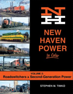 New Haven Power, Vol. 2