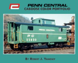 Penn Central Caboose Color Portfolio