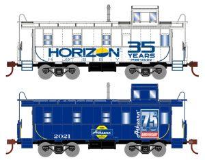 Athearn & Horizon Anniversary