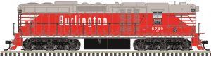 Chicago Burlington & Quincy / BN patch