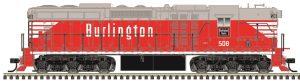 Chicago Burlington & Quincy