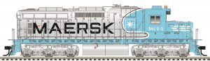 Maersk / AT&SF [Fantasy Scheme]