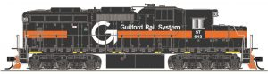 Guilford Rail Systems