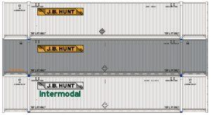 J.B. Hunt (mixed)