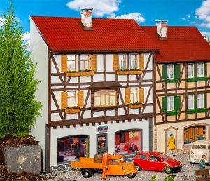 "Stadt-Reliefhaus ""Boutique"""