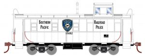 Southern Pacific [Police]white/black