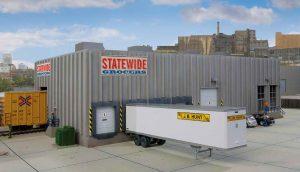 Modern Grocery Warehouse